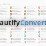 ソースの圧縮軽量化、整形、コンバート(Beautifier Converter)